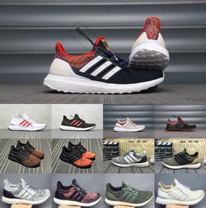 2019 Neue Farbe Ultraboost 3.0 4.0 Sportschuhe Männer Frauen Hohe Qualität Chaussures Ultra Boosts 4 III Weiß Schwarz Athletic Casual Sneakers