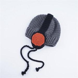 Çocuklar Kulaklık Beanie Komik Çocuk Kış Şapka Tığ Örgü Beanies Erkek Kulak Koruma Kapağı Kız Noel Hediyesi OOA7447