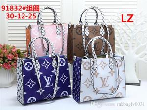 2019 estilos Handbag nome famoso Moda Couro Bolsas Mulheres Tote Bolsas de Ombro Lady couro bolsas bolsas bolsa 91.832 LZ