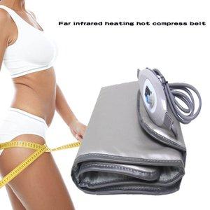 Waden Heizung elektrische Geräte Infrarot abnehmen Fitness Kompresse Hüftgurt Band Hot Grad Far Schönheit Arme Taille 360 Alggb
