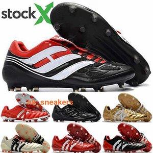 Fußballschuhe Männer der Männer Frauen Ball Precision 6 Fußball Größe us 12 Predator Schuhe chaussures FG AG Steigeisen de 5 Stollen klassischen eur 46 Mania