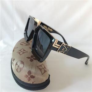 Мужчины поляризованный Большие рамы зеркала очки на открытом воздухе вождения очки рыбалки пляж Солнцезащитные очки Lv женщин солнцезащитные очки
