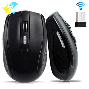Vitog USB Wireless Gaming mouse 2000DPI Adjustable Receiver Computer Mouse 2.4G receiver For Laptop PC Mouse