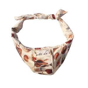 Original Design Double-sided Pearl Shell Printed Shoulder Bag New Women's Fashion Handbag Canvas Crossbody Bag