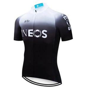 UCI 2020 Pro Takım Ineos Cycling Jersey bisiklet Giyim Yaz Nefes MTB Jersey 9D jel dolgulu önlüğü şort Ropa Ciclismo
