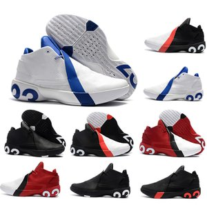 2019 Jimmy Butler III Jumpman Ultra Fly 3 Griffin Butler Uomo Scarpe da basket Triple Nero Bianco Blu designer 3s Sneakers usa size7-12