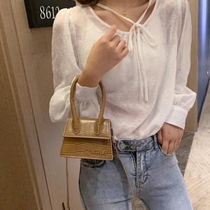 Sacchetti di mano di moda di lusso di marca borse e borsette delle donne del progettista di piccolo di spalla di Crossbody Bag coccodrillo del modello 2020 Mini Totes
