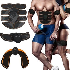 EMS Abdominal Muscle Trainer Smart Body Building Fitness Abs,Burn Fat, Build Muscle Fast