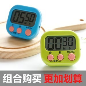 Reminding Question Stopwatch Kitchen Timer Cooking Time Manager Electronic Student Baking Mute Clock