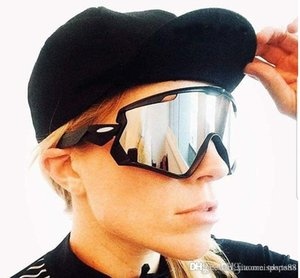 Explosionsgeschützte Sport Sonnenbrille Großhandel 9181 dazzling winddicht Insekt-proof Fahrrad Sonnenbrille outdoor Radfahren Gläser für Männer und wome