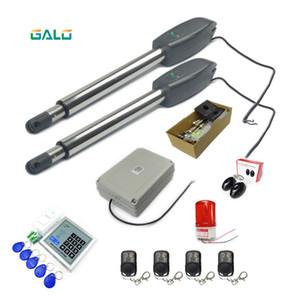 GALO Actuator Automation 스윙 홈 게이트 오프너 모터 이중 엔진 키트 양면 홈 농장 게이트 분리