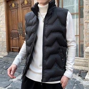's Clothing New Arrival Sleeveless Jacket Men fashion Couple Waistcoats Male Soft Men Casual Vest Outerwear Clothing Sleeveless Veste Homme