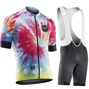 Best Breathable Tour De France Nw Cycling Jersey Summer Mtb Cycling Clothing Bicycle Short Maillot Ciclismo Mtb Sportswear Bike Clothes