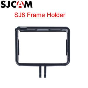 الالكترونيات الاستهلاكية SJCAM SJ8 الجسم الإطار الإطار حامل حالة من البلاستيك لSJCAM SJ8 سلسلة كاميرات العمل