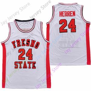 2020 Nuovo NCAA Florida State Seminoles di FSU maglie Herren College Basketball Jersey White Size Gioventù per adulti