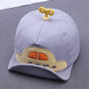Cartoon Casual Baby Cap for Boy Girl Solid Summer Sun Hat Beach Kids Snapback Hats Children Baseball Cap Toddler Hip Hop Sunhat