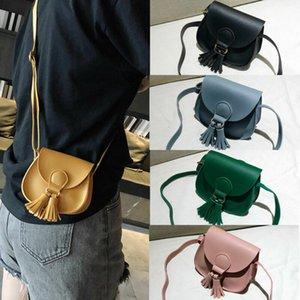 2020 Nouvelle Arrivée Fahsion Enfants Filles Femmes Petit sac à bandoulière en cuir Sac de taille Sac à bandoulière dames