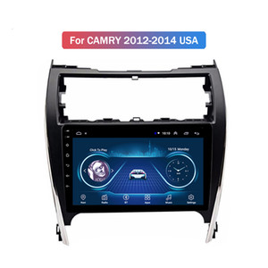10.1 Inch Touch Screen Android 10 Car Radio for Toyota CAMRY 2012-2014 USA GPS Navigation Car Stereo
