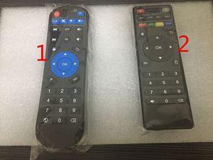 Android TV Box H96 MXQ yanlısı TX6 T95X T95Z Artı TX3 X96 mini Öğrenme Fonksiyon ile 10pcs Evrensel IR Uzaktan Kumanda