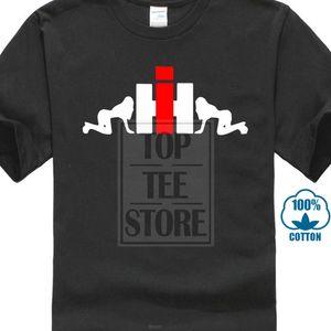New Man Design T Shirt Print New International Harvester Art Camiseta para hombre