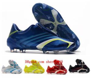 2019 cheap new mens soccer shoes X506+ FG Tunit soccer cleats X19 + football boots outdoor scarpe da calcio black