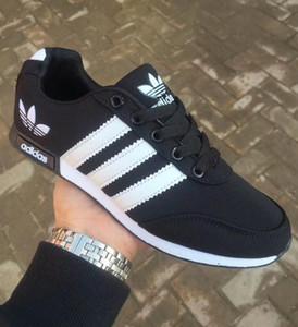 A2 Tamaño 36-45 Zapatos para correr de marca para hombres, mujeres, de corte bajo, con cordones, zapatos deportivos al aire libre zapatillas de deporte unisex zapatos para caminar