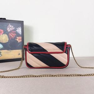 bolsos designer- cadena clásico Mormont bolsas crossbody bolsa de mensajero del hombro genuino de alta calidad de cuero de vaca 2019 de la nueva llegada