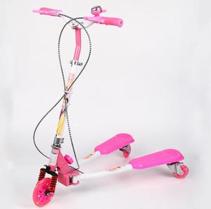 Fabricantes forneçam três rodas do tipo sapo trotinette das crianças Bikes Ride-Ons Número de rodas 3 rodadas Velocidade máxima de 25 (km / h