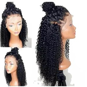 360 Lace Frontal Wigs for Black Women Pre Plucked 360 Lace Wig Glueless Brazilian RemyHuman Hair Wigs (14 inch, 180% Density