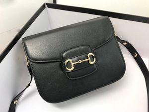 Large 1955 saddle bag handbag wallet backpack main card holder duffle bag women handbags handbag horsebit card holder 2020 new