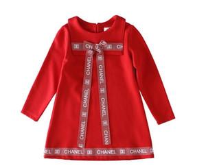 Automne nouvelles filles grande robe à carreaux marque haut de gamme chemise à manches longues fille mignonne robe pull à capuche pull bébé h7