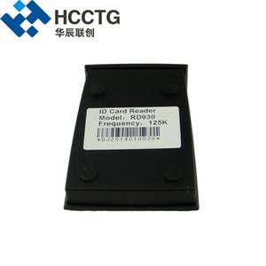 USB 125 KHz ID Proximidade EM4100 NFC RFID Contact Card Reader Escritor para Sistema de Controle de Acesso RD930