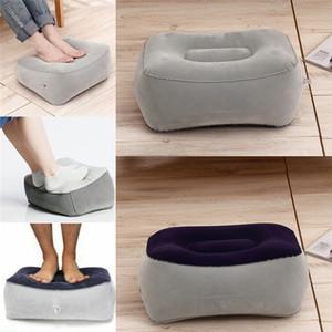 2019 Новой Горячих моды Продажи Надувного Foot Rest Подушка воздух бюро путешествий Главной Leg Up Подножка Relax