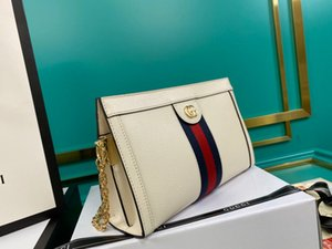 New women's one-shoulder bag 7A high-end custom quality diagonal cross bag fashion style gold metal accessories with long shoulder strap.