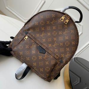 LOU1S VU1TTON M41562 BACKPACK Genuine leather women twist handbag messenger shoulder bag pockets Totes Shopping bags Backpack Key Wallets