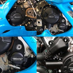 for S1000RR S1000 RR 2020 202 For GBRacing Engine Secondary Cover Protector Set