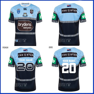 2020 NSW BLUES STATE OF ORIGIN ALTERNATE JERSEY size S-M-L-XL-XXL-3XL-4XL-5XL