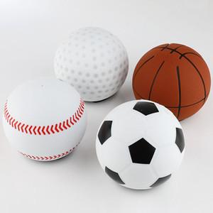 2019 популярный altavoz bluetooth портативный динамик Спортивный Стиль Бейсбол Баскетбол Футбол Гольф Мяч Shaped Design Инновационный Bocina мини новый