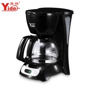 Espresso ve kahve Küçük damla kahve makinesi, 4-6 kişi için otomatik yalıtım, ticari Amerikan kahve makinesi