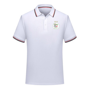 men algeria national team Soccer Polo Shirt Football Short Sleeve polo shirt summer Fashion training Polo Shirts soccer jersey Men's Polos