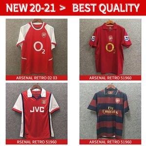 02 03 ArsenalLVP retro Cup Soccer Jersey Europeia 19 20 21 roupa T-shirt do jérsei últimas jérseis Men + miúdos do futebol