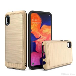 Heavy Duty Case for Samsung Galaxy A10e A01 A20S A10S S20 S20+ ULTRA Aristo 4 Plus Alcatel 3v 2019 Micro Max T55 Slim Brushed Carbon Cases