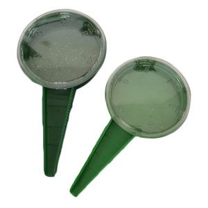 Seed Spreader Seed Planter Green Dispenser Tool with Hand Held 5 Dial Seed Seeder for Garden Flower Vegetable