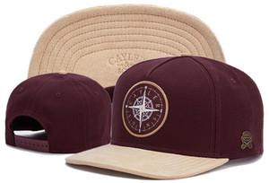 Livraison gratuite de nombreuses couleurs balle réglable CAYLER SONS snapbacks chapeaux casquettes snapback os Classics Cayler et fils casquette de rue