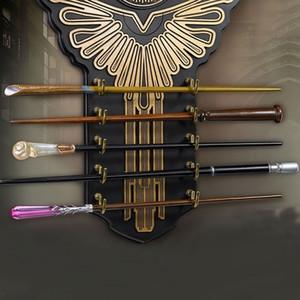Metal Core Magic Wands Fantastische Bestien und wo man sie findet Serie Newt Queenie Porpentina Seraphina Wands Collection