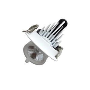 LED Spot luce della lampada a soffitto integrato Cob Elephant lampada del tronco Soggiorno Corridoio negozio di abbigliamento Bull Eye Nordic Deco Infissi