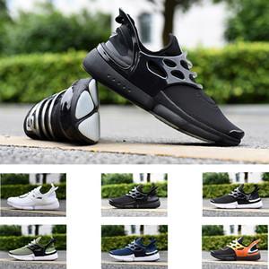 2019 nuove scarpe da corsa Presto Ultra BR QS 6 Uomo Donna Giallo Oreo Outdoor Fashion Scarpe da jogging Sneaker trainer Taglia US 5.5-11