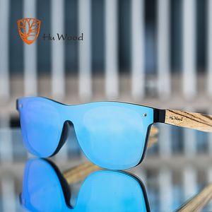 Hu legno marca stile vintage occhiali da sole uomo lente piatta montatura quadrata senza montatura donna occhiali da sole moda oculos gafas gg 8021-1 mx190723