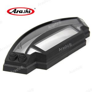Arashi Kilometre Vaka İçin KAWASAKI NINJA ZX10R 2011-2014 Doğrudan Değiştirme Takımı Takometre Yolölçer Kılıf Kapak Instrumen Speedo Ölçer