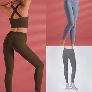 Yoga Pant Woman Fitness Kitfit Medium Length Yoga Pants With See Through Pocket